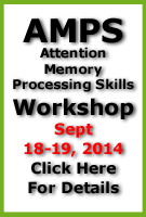 AMPS Workshop September 18-19, 2014  9/18/2014