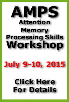 AMPS Workshop July 9 - 10, 2015, 7/9/2015